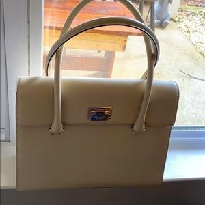 Creamy Dreamy Kate Spade Hand bag